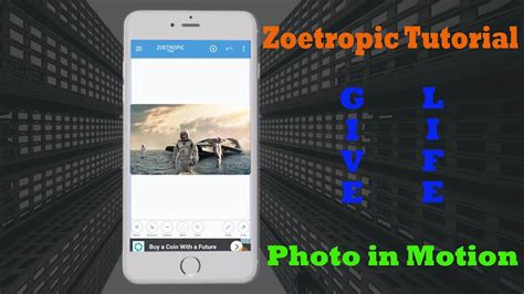 Tutorial Zoetropic | zoetropic photo in motion tutorial youtube