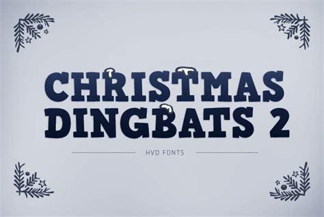 printable christmas dingbats christmas dingbats 2 desktop font webfont youworkforthem