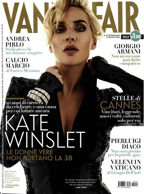 Vanity Fairr by Kate Winslet For Vanity Fair Italy 2012 Kate Winslet
