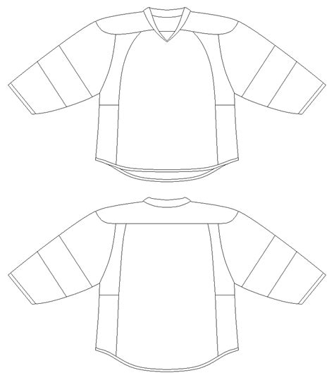 Hockey Jersey Template 28 Images Blank Hockey Jersey Templates One Pen One Page Create Your Adidas Hockey Jersey Template