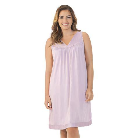 Vanity Fair Gowns And Robes by Vanity Fair S Coloratura Sleepwear Sleeveless