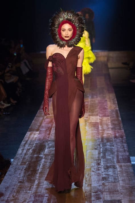 Who Wore Jean Paul Gaultier Better by Jean Paul Gaultier Couture Fall 2016 Runway Dresses We