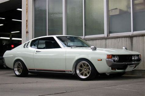 classic toyota cars japan classic car gallery toyota celica the first