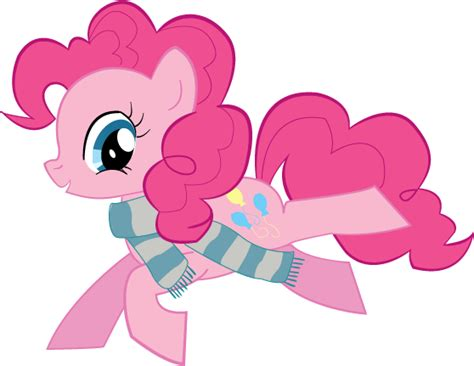 pinkie pie holiday vector by glassgryphon on deviantart