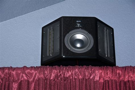 sunfire cinema ribbon crm 2 bookshelf speakers