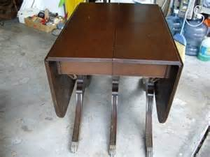 Craigslist Hernando County Furniture by 400 Dining Room Drop Leaf Table From The 1940 S