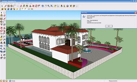 3d Home Design Software Offline by Image Gallery Sketchup 8