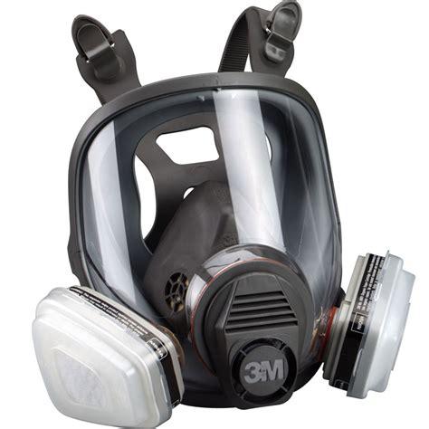 Masker Respirator Dual Catridge 3m professional respirator floor