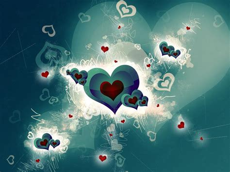 imagenes love 3d wallpapers 3d heart wallpapers