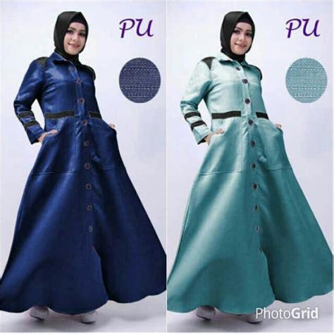 Gamis Untuk Remaja Wanita gamis remaja modis b053 balotelli baju muslim modern murah