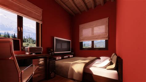 stencil bedroom 25 red bedroom design ideas messagenote