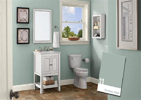Comfortable Calming Bathroom Colors Bath Pinterest