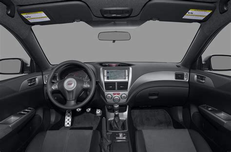 subaru wrx sti hatchback interior 2012 subaru impreza wrx sti price photos reviews
