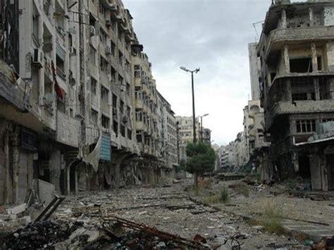 imagenes impactantes de la guerra en siria fotos de siria antes y despues de la guerra