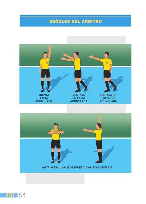 futbol de sala reglas futbol sala reglas juego futbol sala