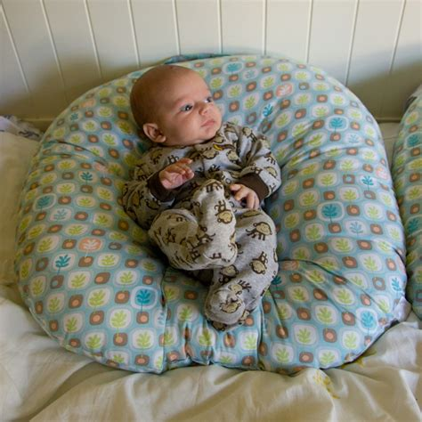 pillows for babies in the crib product review boppy newborn lounger the daily swaddle