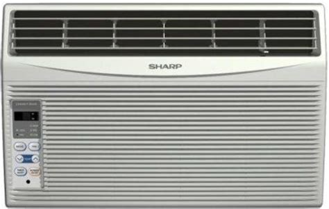 Sharp Comfort Touch Air Conditioner by Sharp Afs120mx Energy Window Air Conditioner 12 000
