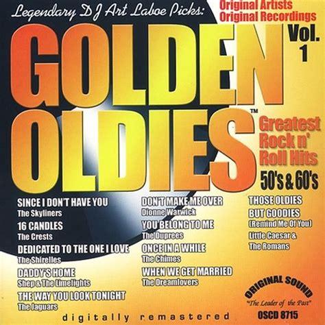 Cd 21 Golden Songs Vol1 golden oldies vol 1 original sound 2002 various artists songs reviews credits allmusic