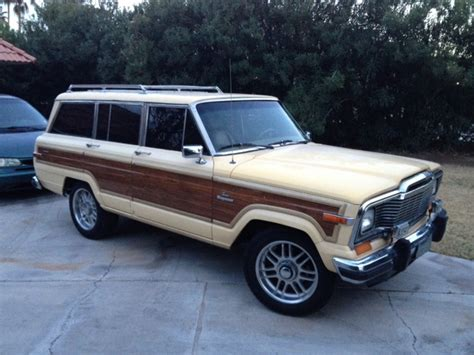 Jeep Grand 1985 1985 Jeep Information And Photos Momentcar