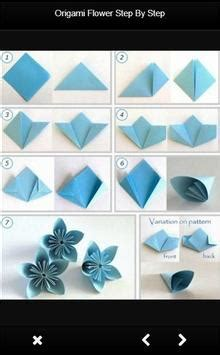 origami flowers step by step origami flower stock images royalty free images origami flower step by step for android apk