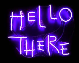 hell here neon sign from batman returns custom neon signs from movies and t v