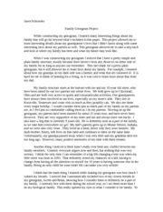 how to write a genogram paper genogram parent assignment running header genogram