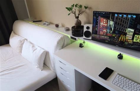 bedroom setup bedroom gaming setup gaming setup pinterest follow