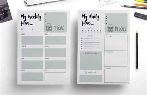 daily planner template indesign daily planner diary indesign templates 187 designtube