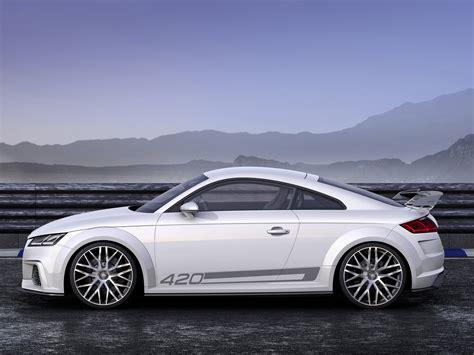 Audi Tt Roadster 2015 by 2015 Audi Tt Roadster Review Autoevoluti
