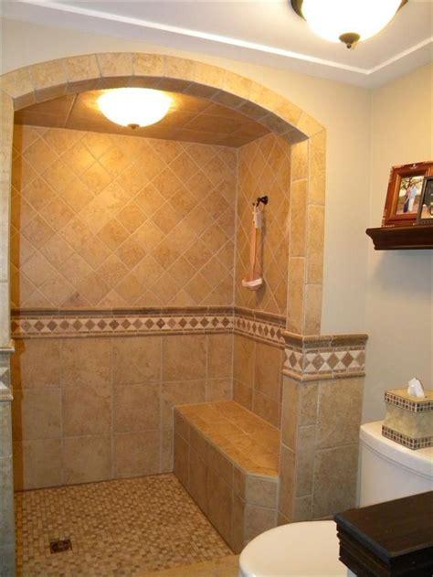 doorless shower idea  images doorless shower