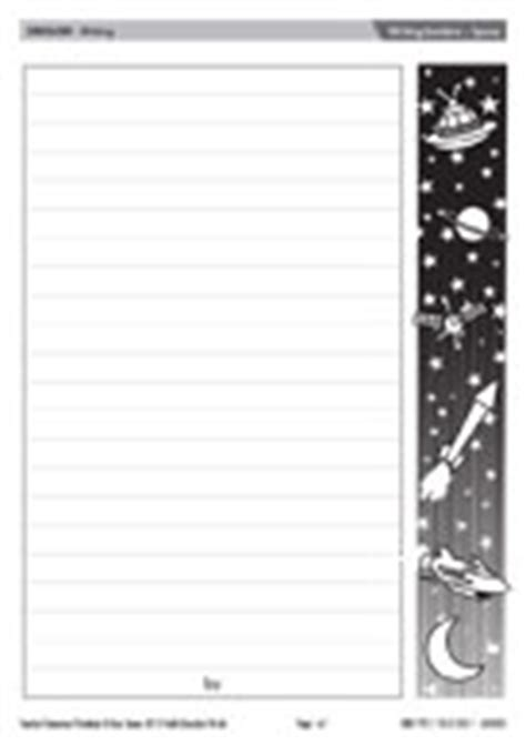 lined paper with space border teacher timesavers blms firefly education