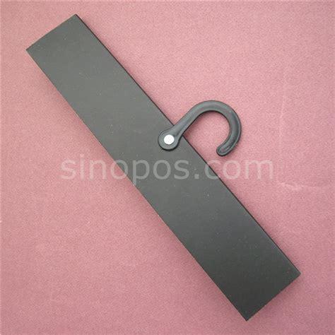 rug hanger rug header hanger common blank fabric swatch card plastic