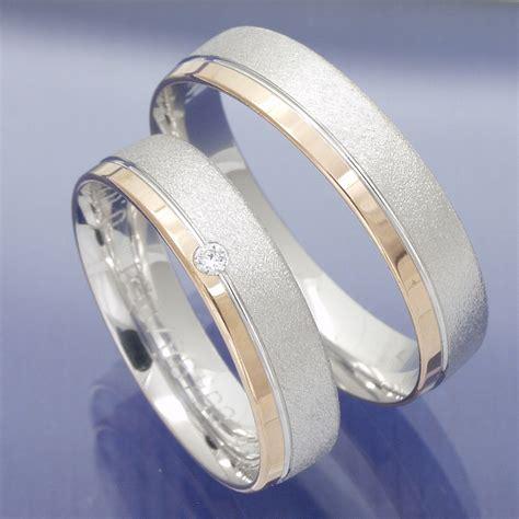 G Nstige Verlobungsringe Wei Gold by Eheringe Shop G 252 Nstige Trauringe Aus Rotgold Und