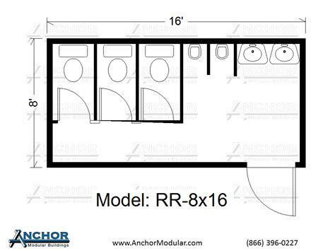 public bathroom floor plan modular restroom and bathroom floor plans