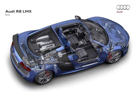 L Lmx audi r8 lmx lights up at le mans mega gallery and