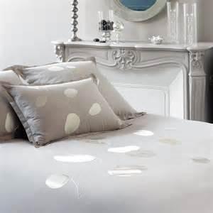 linge de la collection cosy de carr 233 blanc