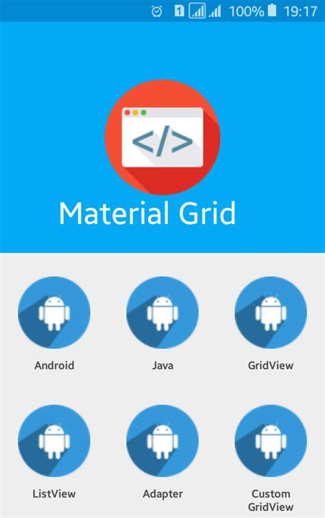 android studio grid layout tutorial viral android tutorials exles ux ui design