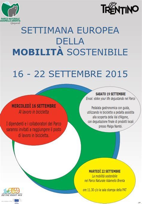 settimana europea della mobilit sostenibile cane di