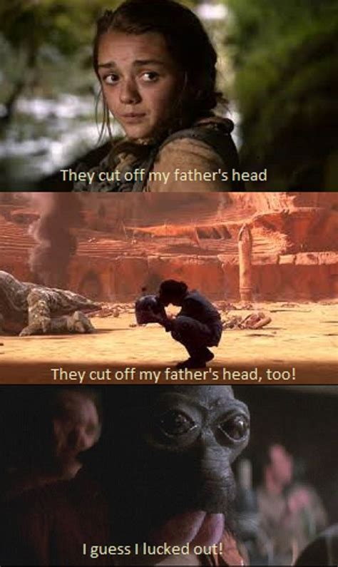 Star Wars Game Of Thrones Meme - pin by pipoca com bacon on memes pinterest