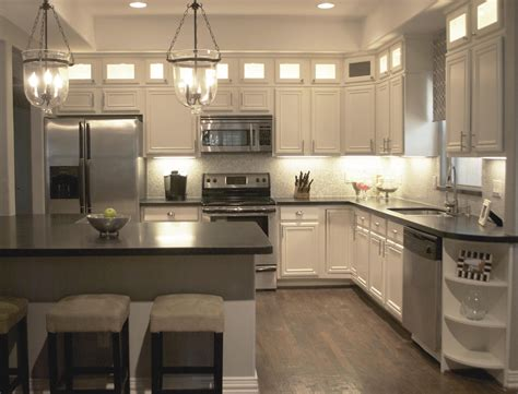 pictures of kitchen lighting lighting for small kitchens with pendant and under cabinet