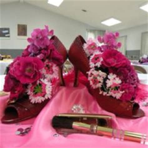 High Heel Shoe Table Decorations by 1000 Images About Event Table Decorations On Floral Purses High Heels And Table