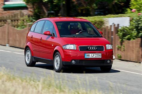 Audi Gebrauchtwagen Suche by Gebrauchtwagen Test Audi A2 Bilder Autobild De