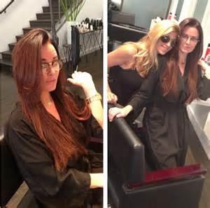 kyle richards needs to cut hair lisa vanderpump feels brandi glanville betrayed her