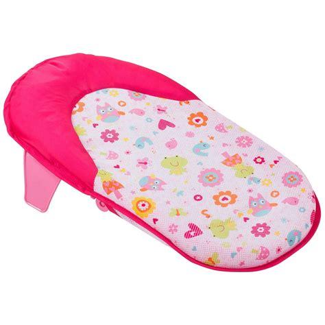 babies r us baby babies quot r quot us pink folding bath support sling newborn