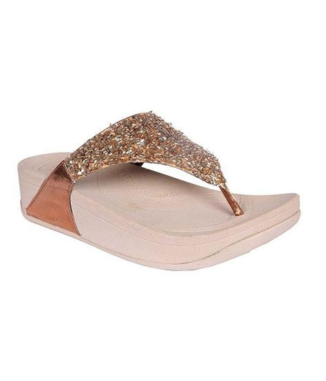 beautiful slippers misswish beautiful golden slippers price in india