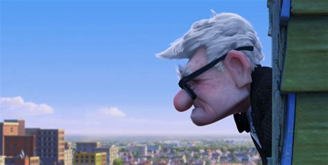film up review pixar s 10th film up a review top hat sasquatch
