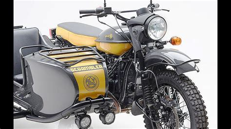 Ural Motorrad 2016 by 2016 New Ural Scrambler Limited Edition Photos