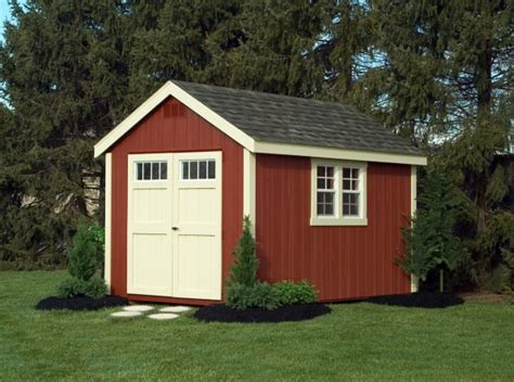 Amish Sheds Ny by Amish Built Storage Sheds For Sale In Binghamton Ny Amish Barn Company