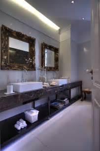 Bathroom Mirror Lighting Ideas bathroom mirrors ideas bathroom eclectic with cove lighting crown