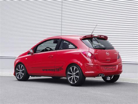 Corsa D 3 Door by Steinmetz Opel Corsa D 3 Door Steinmetz Opel Corsa D 3
